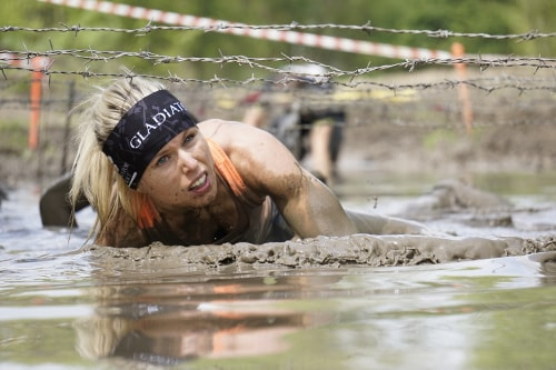 Gladiator Race Milovice 2017
