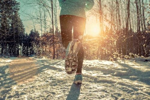 Zimní závody 2018
