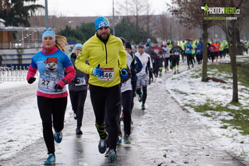 Innogy Winter Run Brno 2018