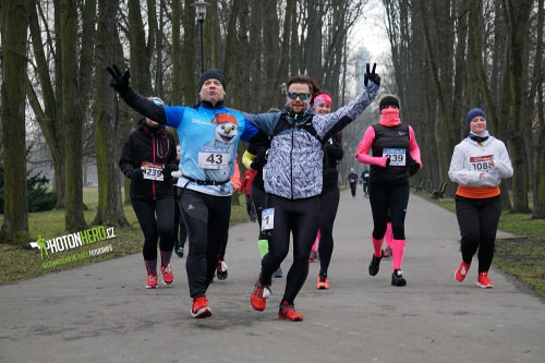 innogy Winter Run Ostrava 2018