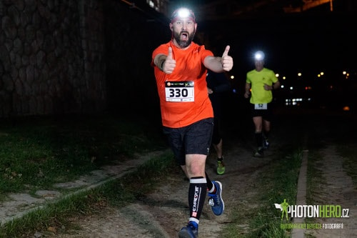 Night Run Ostrava 2018