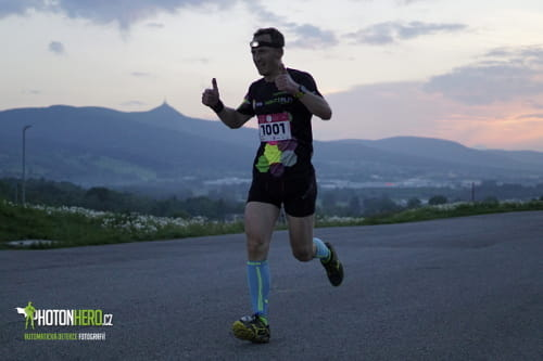 Night Run Liberec 2018