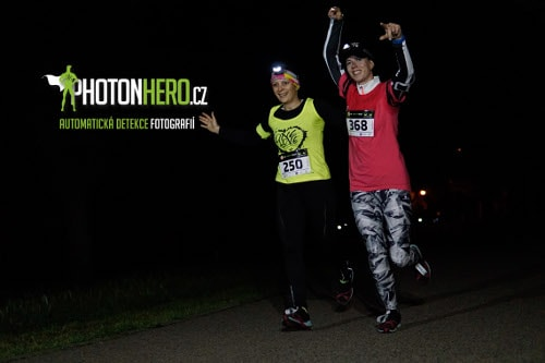 Night Run Brno 2018