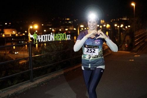 Night Run Praha 2018