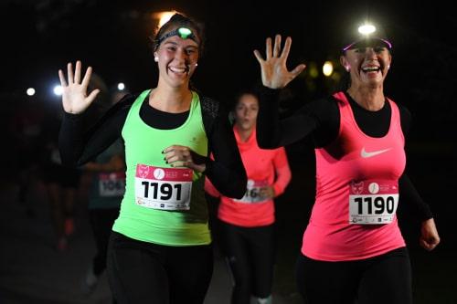 Night Run České Budějovice 2018