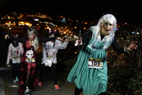 Zombie Night Run 2018