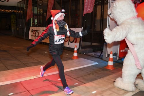 ČEPS Christmas Night Run Ostrava 2018