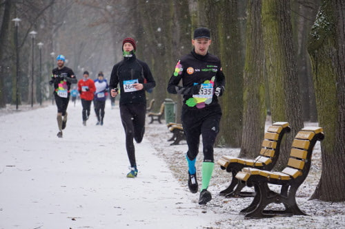 Innogy Winter Run Ostrava 2019