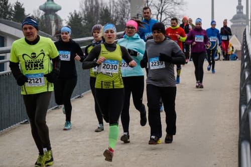 Innogy Winter Run České Budějovice 2019