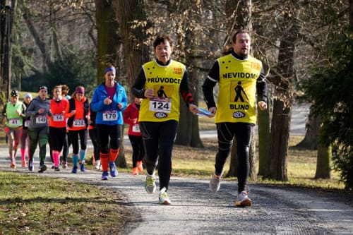 Innogy Winter Run Olomouc 2019