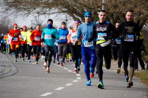 Innogy Winter Run Praha 2019