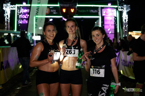 Night Run Brno 2019