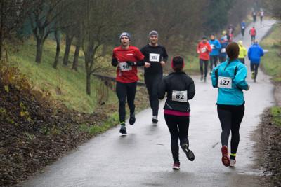 Štěpánský běh Zlín 2016