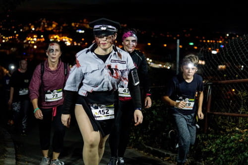 Zombie Night Run 2019