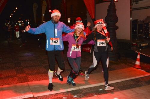 Christmas Night Run Praha 2019