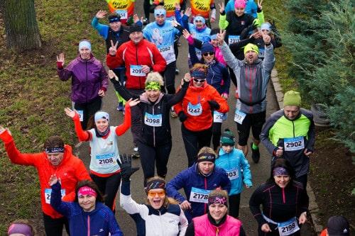 Winter Run Hradec Králové 2020