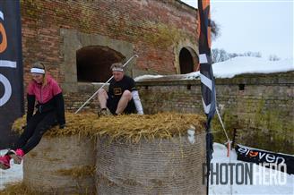 Winter Gladiator Race Josefov 2017