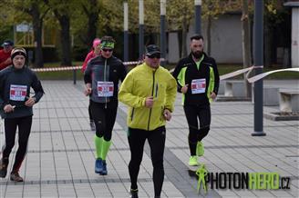 Brněnský půlmaraton - brněnská desítka 2017