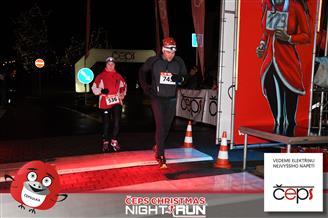 Přidáné nové fotky k závodu Christmas Night Run Most 2018