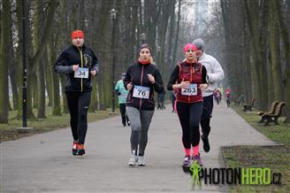 Innogy Winter Run Ostrava 2018