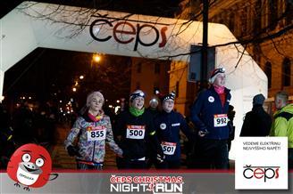 Přidáné nové fotky k závodu Christmas Night Run Praha 2018