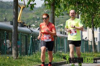 Brněnský půlmaraton - brněnská desítka 2018