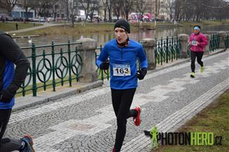 Přidáné nové fotky k závodu Innogy Winter Run Hradec Králové 2018